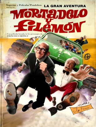 La Gran Aventura de Mortadelo y Filemon