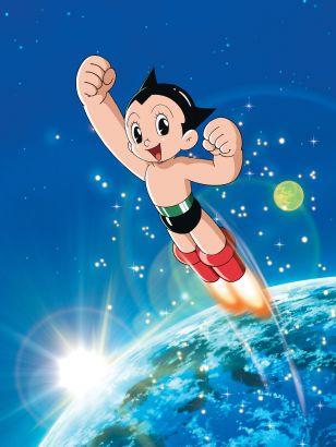 Astro Boy 2003 [Anime Series]
