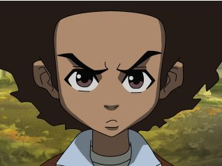 The Boondocks [Animated TV Series]