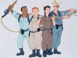 The Real Ghostbusters [Animated TV Series]