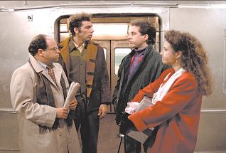 Seinfeld: The Subway