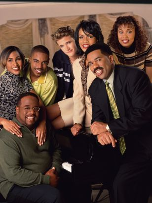 The Steve Harvey Show [TV Series]