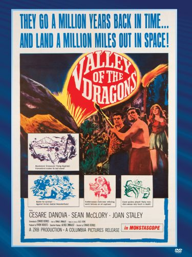 Valley of the Dragons