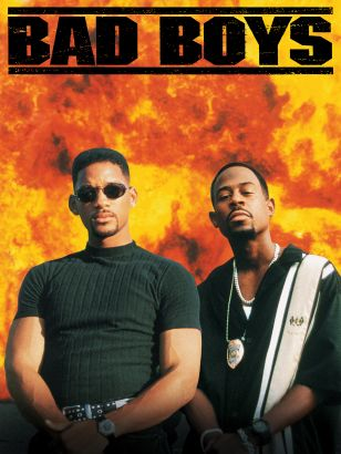 Bad Boys (1995) BDRip 720p 750MB Multi Audio (Hindi Tamil English) MKV