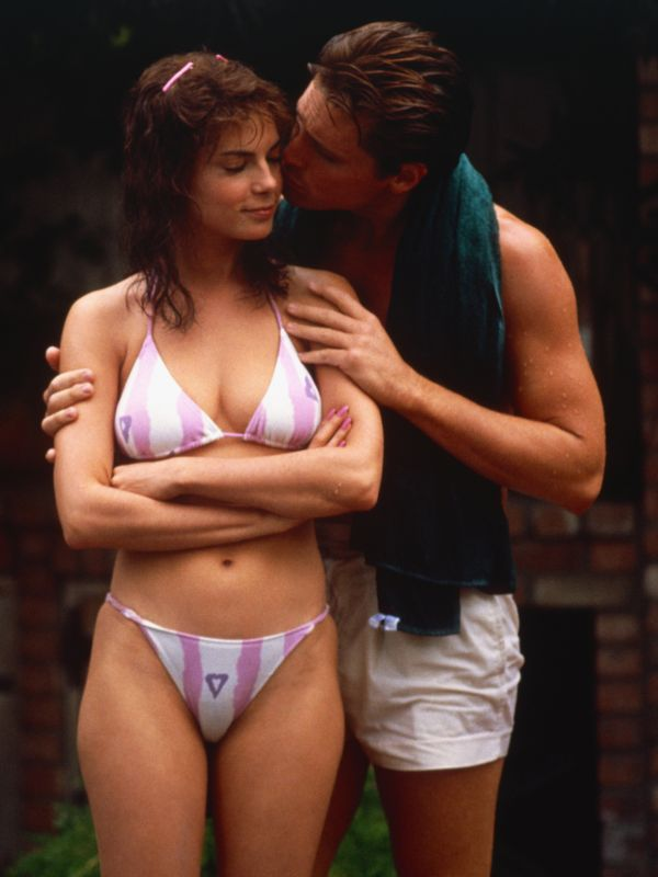 Just One Of The Guys 1985 - Lisa Gottlieb  Cast And -2449