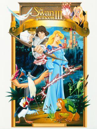 Swan Princess: Mystery of the Enchanted Treasure