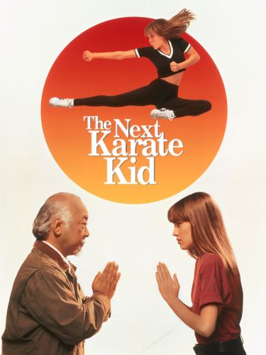 The Next Karate Kid