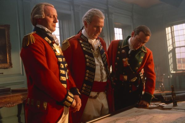 Synopsis of the movie the patriot