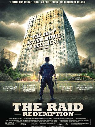 The Raid: Redemption