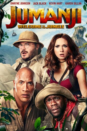 Jumanji Welcome To The Jungle 2017 Jake Kasdan Synopsis Characteristics Moods Themes And Related Allmovie