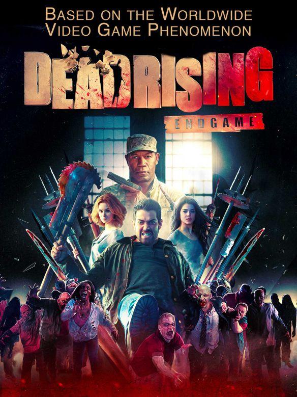 Dead Rising Endgame 2016 Pat Williams Synopsis
