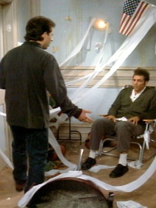 Seinfeld: The Serenity Now