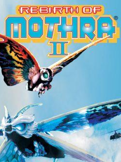 Mothra 2: Undersea Battle