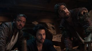 Da Vinci's Demons: The Ends of the Earth