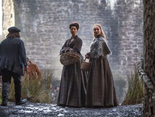 Outlander: By the Pricking of My Thumbs