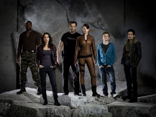 Continuum [TV Series]