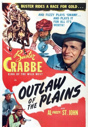 Outlaw of the Plains