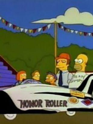 The Simpsons: Saturdays of Thunder