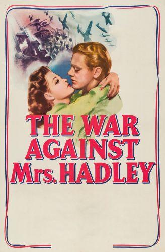 The War Against Mrs. Hadley