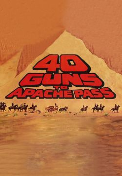 40 Guns to Apache Pass