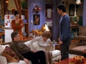 Friends: The One Where Ross Got High