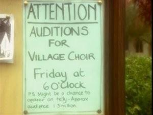 The Vicar of Dibley: Songs of Praise