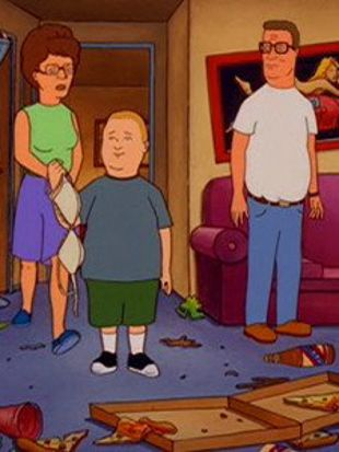 King of the Hill : The Wedding of Bobby Hill