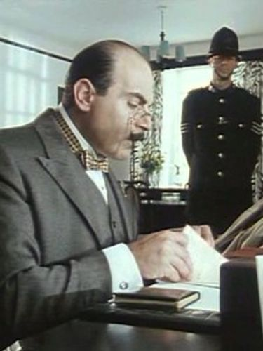 Agatha Christie's Poirot : One, Two, Buckle My Shoe