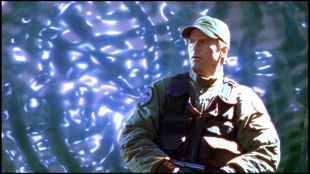 Stargate SG-1: The First Commandment