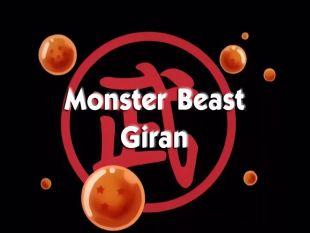 Dragon Ball : Monster Beast Giran