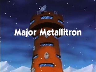 Dragon Ball : Major Metallitron