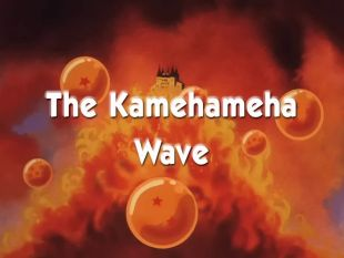 Dragon Ball : The Kamehameha Wave