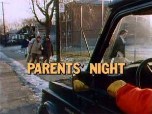 Degrassi Junior High : Parents Night