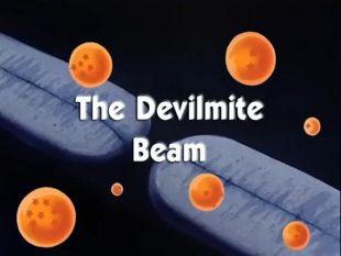 Dragon Ball : The Devilmite Beam