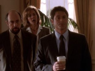 The West Wing: Lies, Damn Lies and Statistics