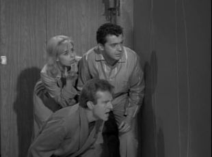The Twilight Zone: Little Girl Lost