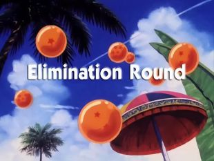 Dragon Ball : Elimination Round