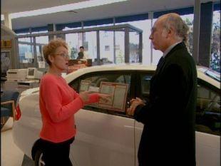 Curb Your Enthusiasm : The Car Salesman