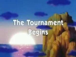 Dragon Ball : The Tournament Begins