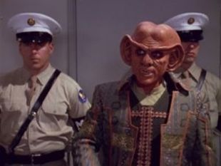 Star Trek: Deep Space Nine: Little Green Men