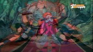 The Slayers: Angry? Lina's Furious Dragon Slave!