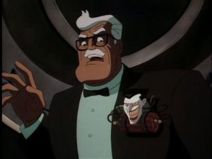 Batman: The Animated Series: The Joker's Favor
