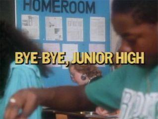 Degrassi Junior High: Bye-Bye, Junior High