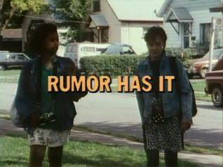 Degrassi Junior High: Rumor Has It