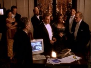 The West Wing: The State Dinner