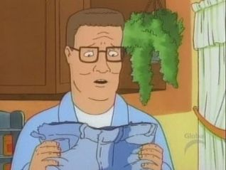 King of the Hill: Goodbye Normal Jeans