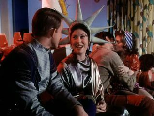 Happy Days: Because She's There