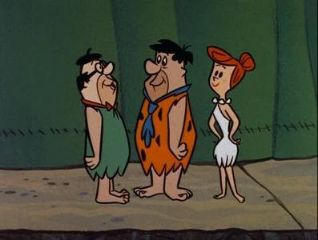 The Flintstones: Hollyrock, Here I Come