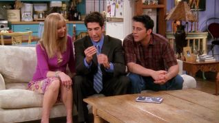 Friends: The One With the Proposal, Part 1
