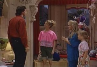 Full House: Crimes and Michelle's Demeanor